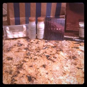 Birchbox & misc samples
